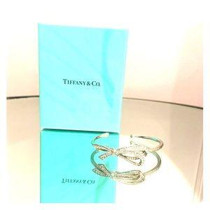 White Gold and Diamonds Tiffany Bracelet